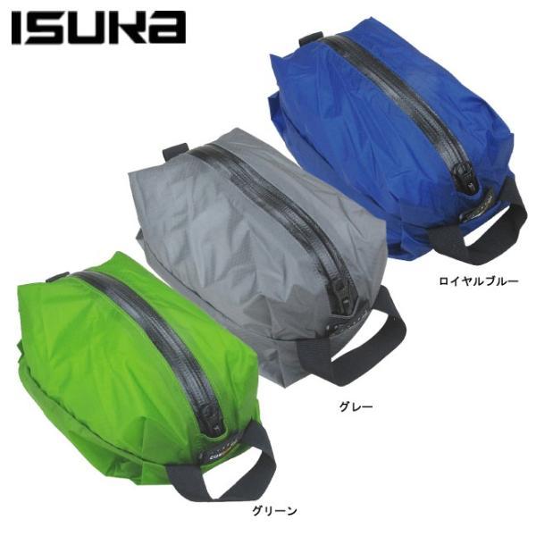 イスカ 3630-ウルトラライトポーチ-1 ISUKA スタッフサック 小物収納バッグ 防水袋 登山用品|bagpacks