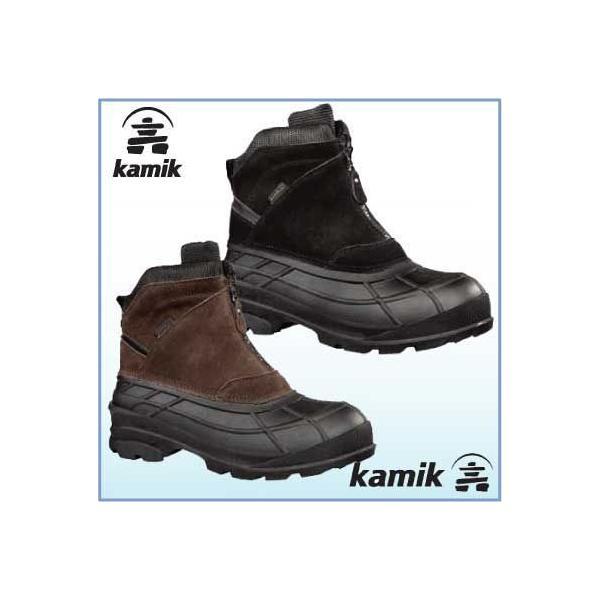 カミック 防寒ブーツ 1600225 シャンプラン ウインター スノーブーツ KAMIK|bagpacks
