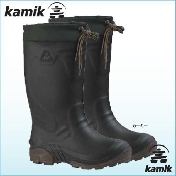 カミック 防寒ブーツ 1600307 アイスクラッシャー ウインター スノーブーツ KAMIK bagpacks