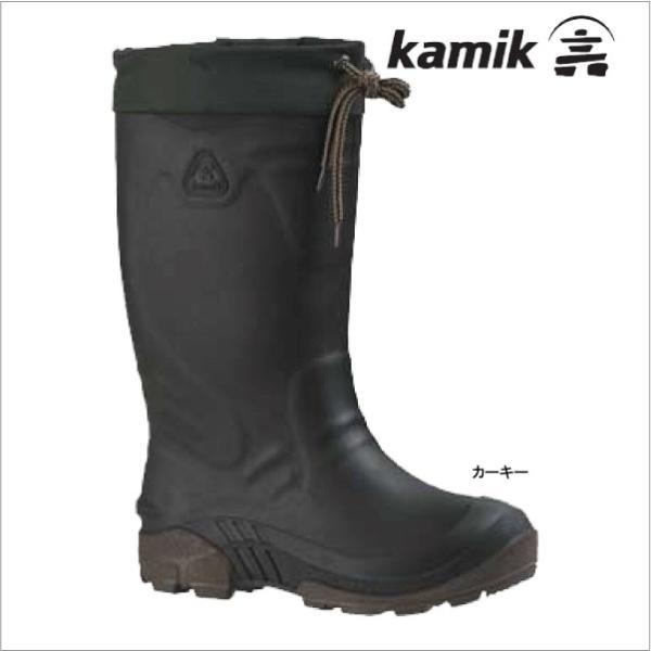 カミック 防寒ブーツ 1600307 アイスクラッシャー ウインター スノーブーツ KAMIK bagpacks 04