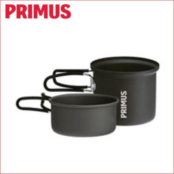 キャンプ鍋セット クッカー コッヘル PRIMUS プリムス P-CK-K102-イージークック・ソロセットS bagpacks