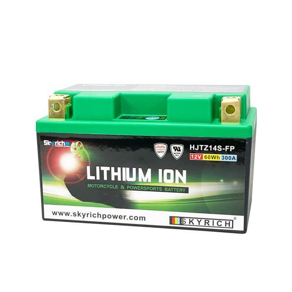 SKYRICHリチウムイオンバッテリー 互換 ユアサ TTZ14S YTZ14S FTZ14S DTZ14-BS CB1300|baikupatuhakase|02