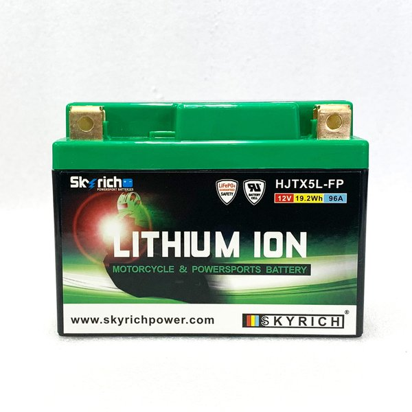 SKYRICHリチウムイオンバッテリー 互換 ユアサYTX4L-BS YT4L-BS 即使用可能カブ DIO AF27 TODAY NS-1 RG250γチョイノリセピアZZ ジャイロアップTA01ジャイロX|baikupatuhakase|03