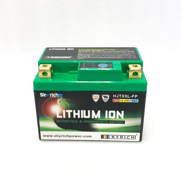 SKYRICHリチウムイオンバッテリー 互換 ユアサYTX4L-BS YT4L-BS 即使用可能カブ DIO AF27 TODAY NS-1 RG250γチョイノリセピアZZ ジャイロアップTA01ジャイロX|baikupatuhakase|04