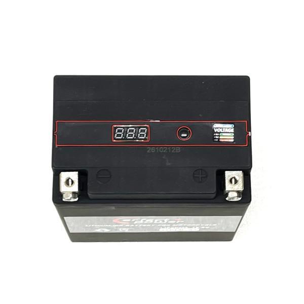 バイクバッテリー充電器セット ◆ PerfectPower充電器 + PERFECT POWER LFP14L-A2 リチウムイオンバッテリー 互換 ユアサ YB14L-A2 リチウムバッテリー baikupatuhakase 06