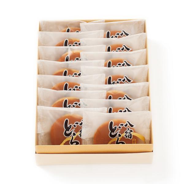 梅林堂 八宿どら焼き 14個入(お菓子 和菓子 焼き菓子 スイーツ お取り寄せ 大粒あん もちもち 甘さ控えめ)