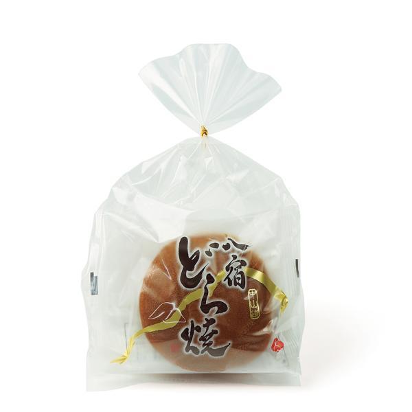 梅林堂 八宿どら焼き 3個入(お菓子 和菓子 焼き菓子 スイーツ お取り寄せ 大粒あん もちもち 甘さ控えめ)