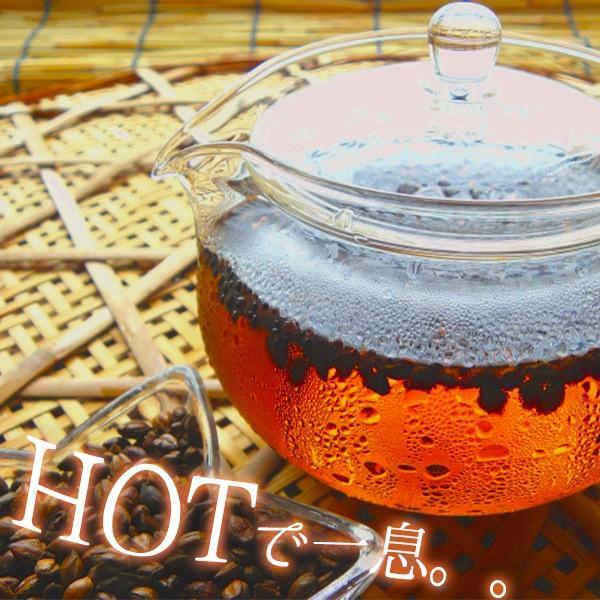 国産二条大麦 丸粒麦茶 1Kg×10袋  煮出し 無添加/無着色/ノンカフェイン|bakuchanhonpo|02