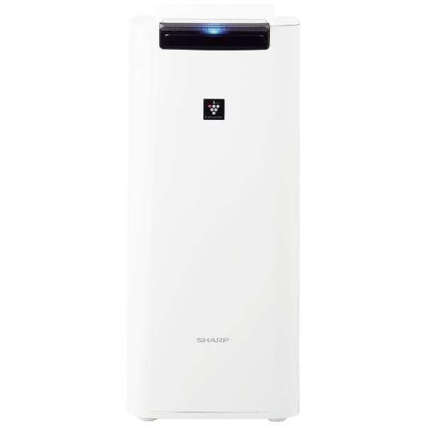 シャープ プラズマクラスター加湿空気清浄機 KI-JS40-W (ホワイト系) プラズマクラスター 空気清浄機|bakuyasuearth
