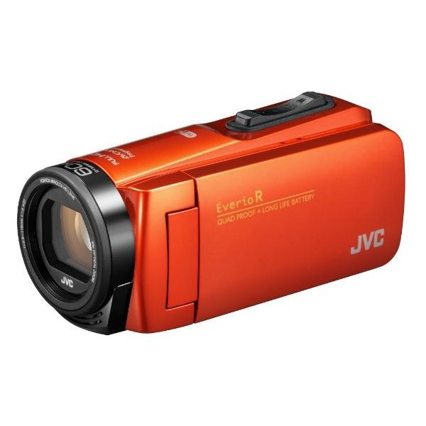 JVC ジェイブイシー GZ-RX690 ビデオカメラ Ev...