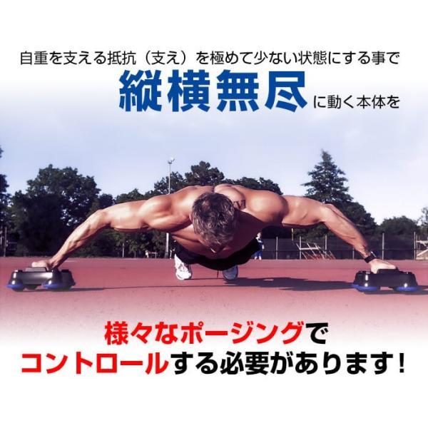 腹筋ローラー マシン 腹筋 器具 自宅 全身 スパイダーマッチョ|balabody|11