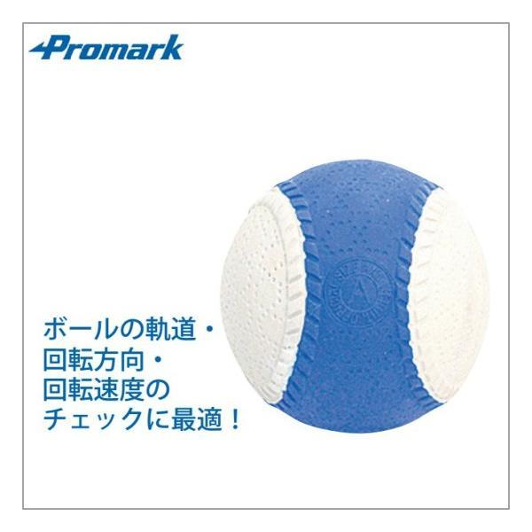 Promark プロマーク 野球 トレーニングボール 変化球回転チェックボール BB-960C