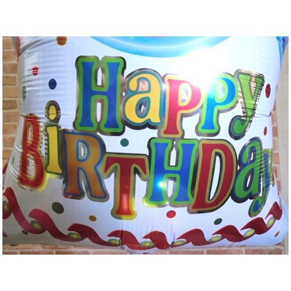 バルーンバースデーケーキ バルーン 誕生日 安い 早い バルーン 送料無料 飾りつけ おしゃれ 可愛い プレゼント|balloon-shop|04