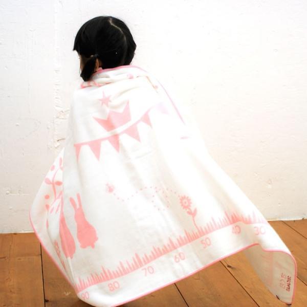 出産祝い HAKAROKKA ハカロッカ 日本製 ガーゼタオルケット 今治タオル認定 名入れ刺繍無料 ガーゼケット ガーゼタオル バスタオル ギフト|ballooncube|18
