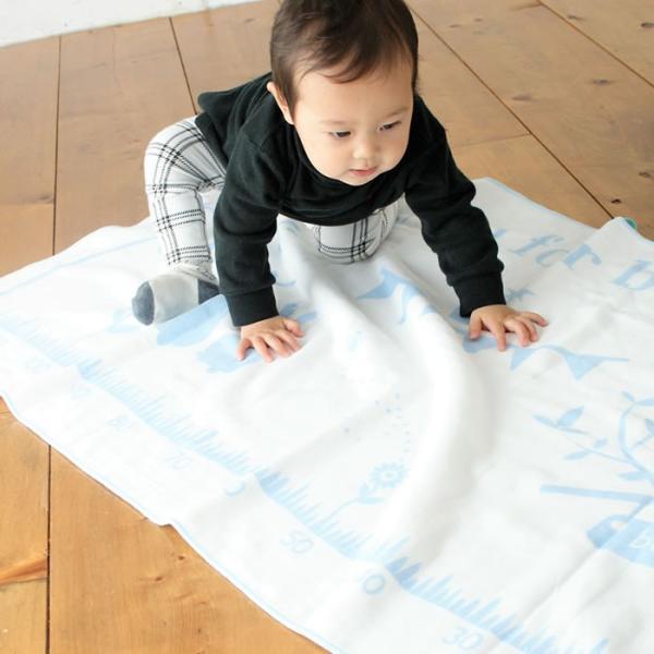 出産祝い HAKAROKKA ハカロッカ 日本製 ガーゼタオルケット 今治タオル認定 名入れ刺繍無料 ガーゼケット ガーゼタオル バスタオル ギフト|ballooncube|19