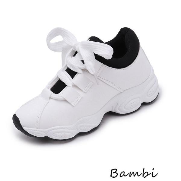 スニーカー レディース ダッドシューズ ローカット 軽量 厚底 白 歩きやすい 靴 スポーツ