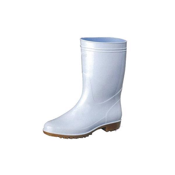 ゾナG3 白 C0117AA 29cm 弘進 KOHSHIN 厨房用長靴 耐油ゴム 長靴