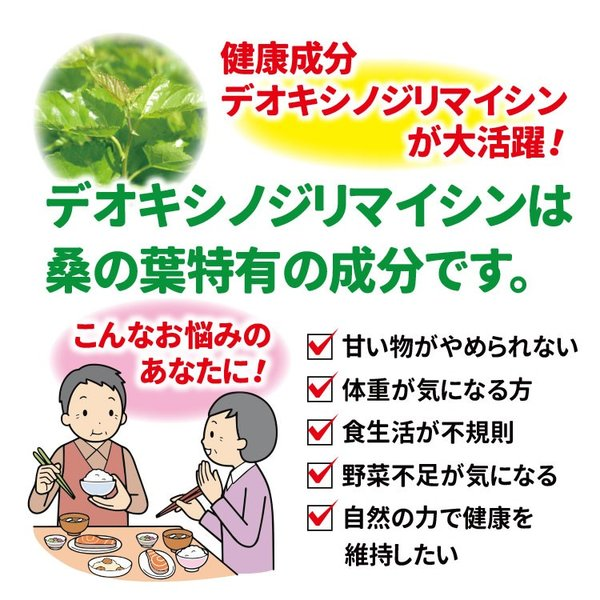 桑の葉茶 粉末 100g×2袋 青汁 熊本県産 国産 健康茶 桑の葉 桑茶 効能|bansyodo1|05