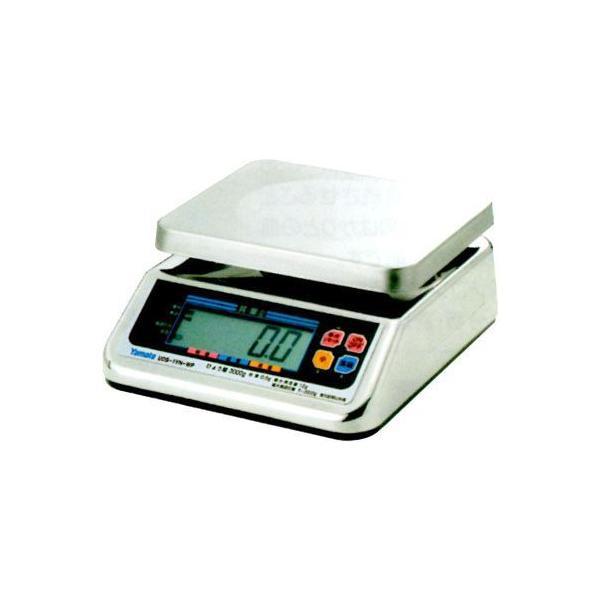 ヤマトデジタル上皿はかりUSD-1VII-WP-15【ひょう量15kg】  【送料無料】