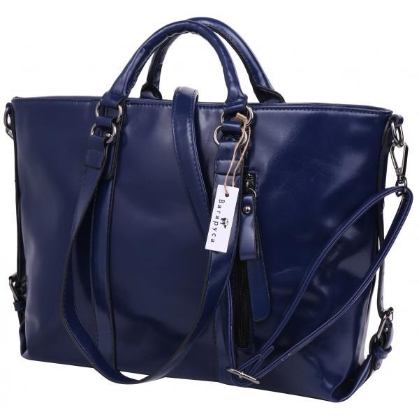 ショルダーバッグ ハンドバッグ ハンカチセット ビジネスバッグ 2way スクエア ギフト 送料無料 全4色