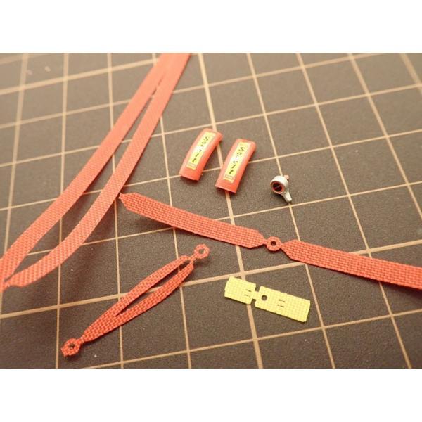 1/24 ラリーカー '90Late対応 シートベルトセット【NewScratch 24rh-sab003】 barchetta 06