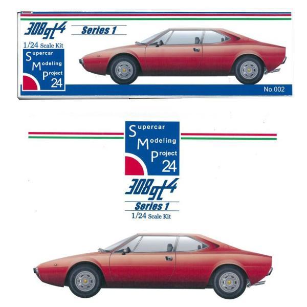 1/24 ディーノ308gt4【SMP24 Supercar Modeling Project24】 barchetta