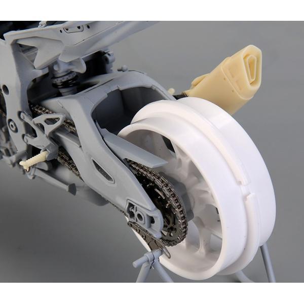 1/12 ヤマハ YZF-R1 M ディテールアップセット(タミヤ 14133対応)【ホビーデザイン HD03-0546】|barchetta|11