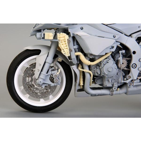 1/12 ヤマハ YZF-R1 M ディテールアップセット(タミヤ 14133対応)【ホビーデザイン HD03-0546】|barchetta|07