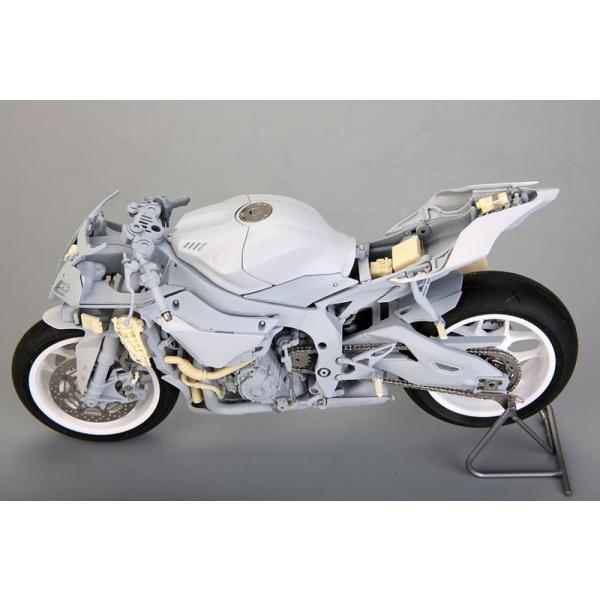 1/12 ヤマハ YZF-R1 M ディテールアップセット(タミヤ 14133対応)【ホビーデザイン HD03-0546】|barchetta|09