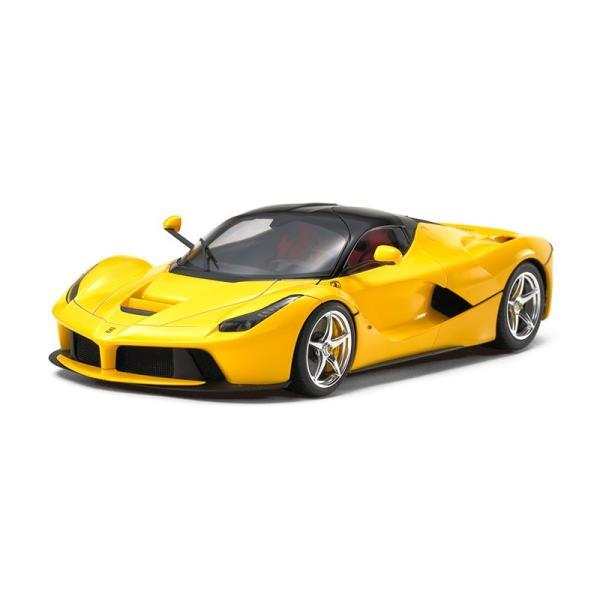 1/24 ラ フェラーリ イエローバージョン【タミヤ フェラーリ Item24347】|barchetta|02