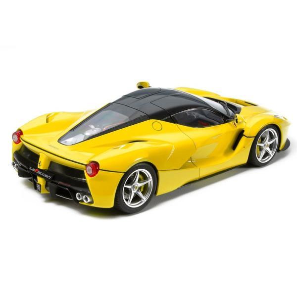 1/24 ラ フェラーリ イエローバージョン【タミヤ フェラーリ Item24347】|barchetta|03