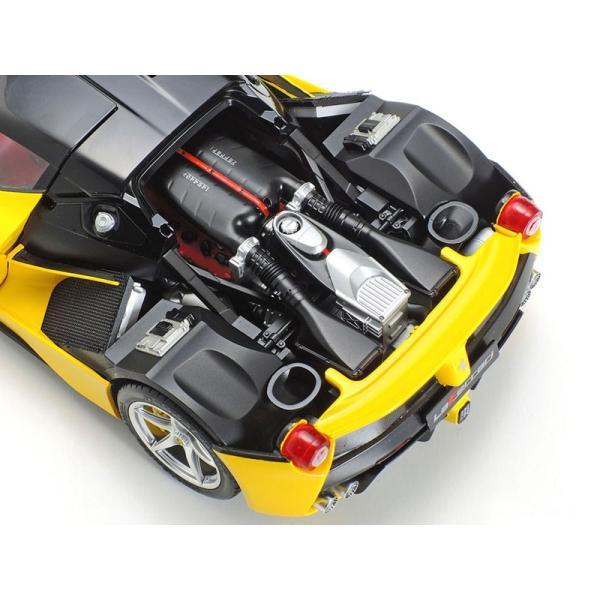 1/24 ラ フェラーリ イエローバージョン【タミヤ フェラーリ Item24347】|barchetta|05