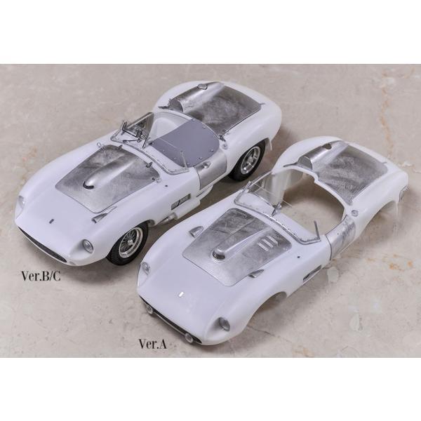 フェラーリ 335S 1957 LM#7/315S 1957 Mille Miglia #532【MFH 1/24 K691 Ver.A】|barchetta|05