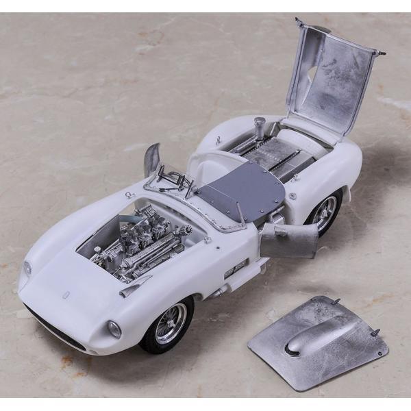 フェラーリ 335S 1957 LM #6 / 315S #8【MFH 1/24 K692 Ver.B】|barchetta|04