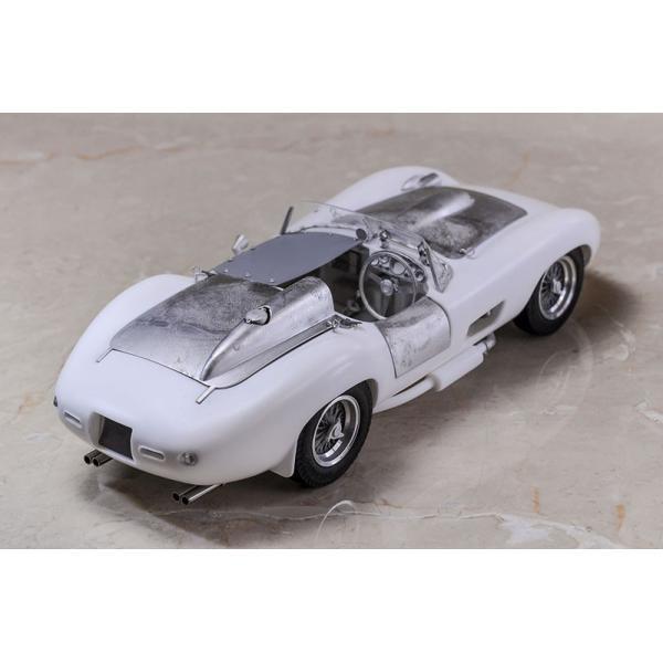 フェラーリ 335S 1957 Mille Miglia#534/315S #535 Taruffi【MFH 1/24 K693 Ver.C】|barchetta|03