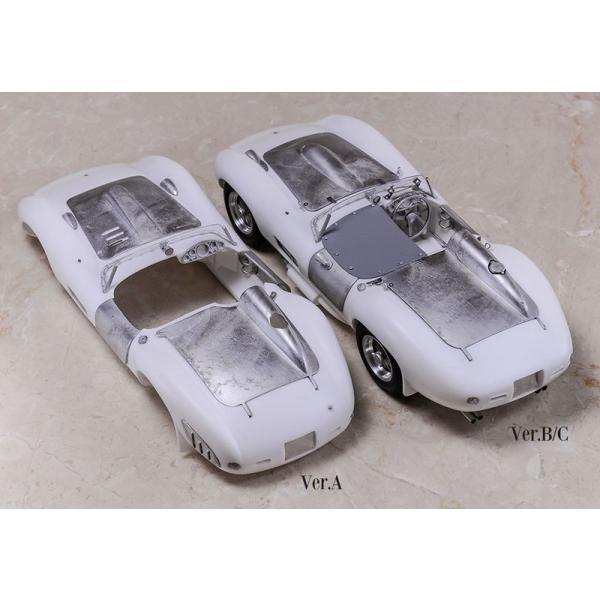 フェラーリ 335S 1957 Mille Miglia#534/315S #535 Taruffi【MFH 1/24 K693 Ver.C】|barchetta|06