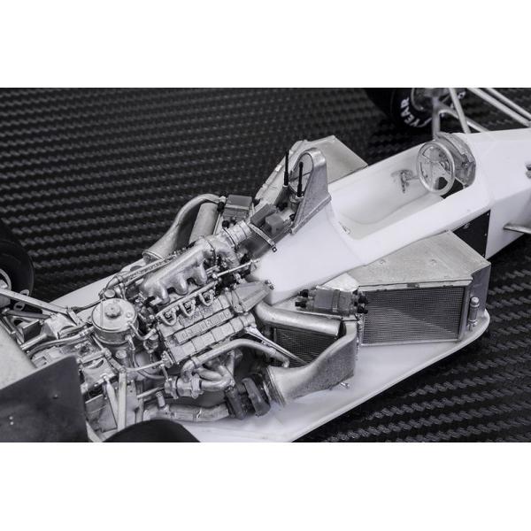 マクラーレン MP4/4(Late Type)スポンサーデカール付き Ver.B【モデルファクトリーヒロ 1/20 MFH K708】 barchetta 06