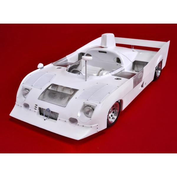 Tipo33 TT12 1974 Rd.1 Monza 1,000km #4,#6【MFH 1/12 K710 Ver.B】|barchetta|02