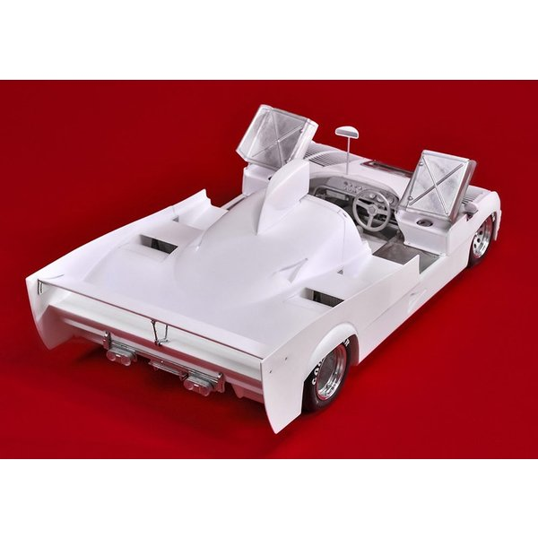 Tipo33 TT12 1974 Rd.1 Monza 1,000km #4,#6【MFH 1/12 K710 Ver.B】|barchetta|03