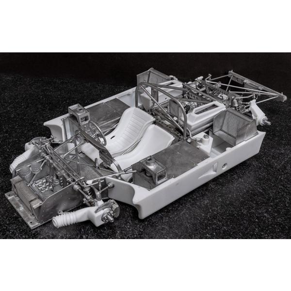 Tipo33 TT12 1974 Rd.1 Monza 1,000km #4,#6【MFH 1/12 K710 Ver.B】|barchetta|05