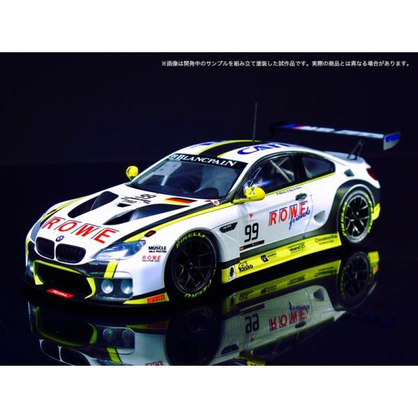 1/24 BMW M6 GT3 2016 スパ24時間レース ウイナー【プラッツ PN24001】 barchetta 04