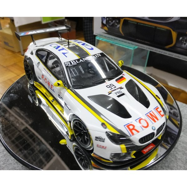 1/24 BMW M6 GT3 2016 スパ24時間レース ウイナー【プラッツ PN24001】 barchetta 06