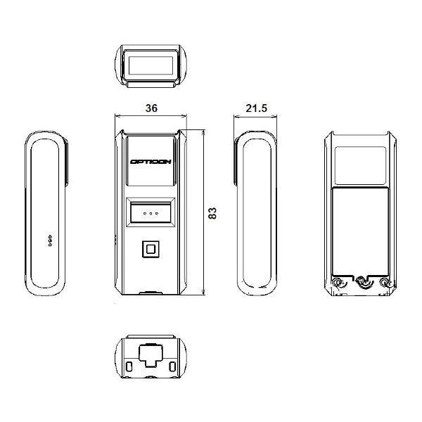 OPN-4000i(MFiライセンスモデル)|barcode|02