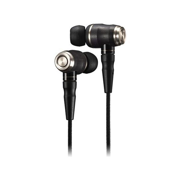 JVC(ビクター) WOODシリーズ カナル型イヤホン リケーブル/ハイレゾ音源対応 ブラック JVC HA-FX1100|bargainplus