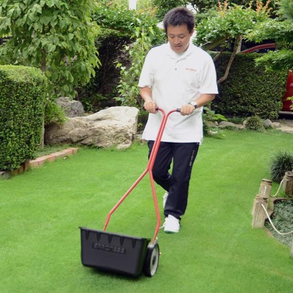 芝刈り機 バロネス 手動式 LM4D 刈幅30cm 家庭用リール式 送料無料|baroness|18