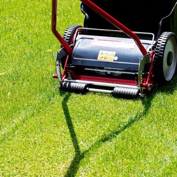 芝刈り機 バロネス 手動式 LM4D 刈幅30cm 家庭用リール式 送料無料|baroness|06