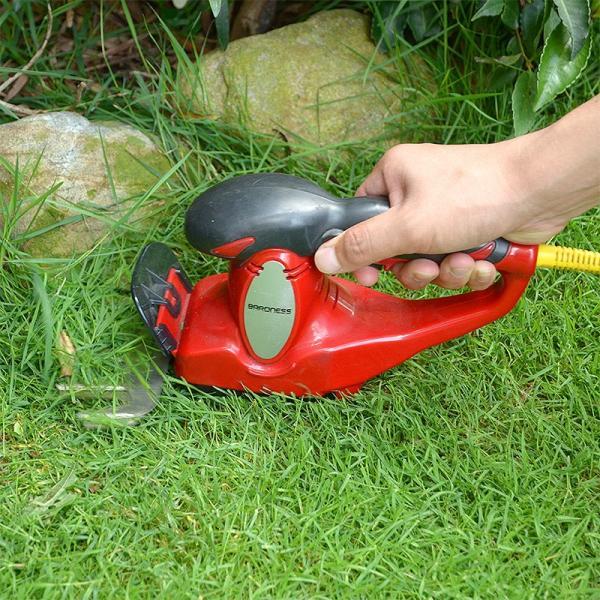 バリカン 芝生 芝刈り機 バロネス コード付バリカン式芝刈り機 CL170 電動|baroness|02