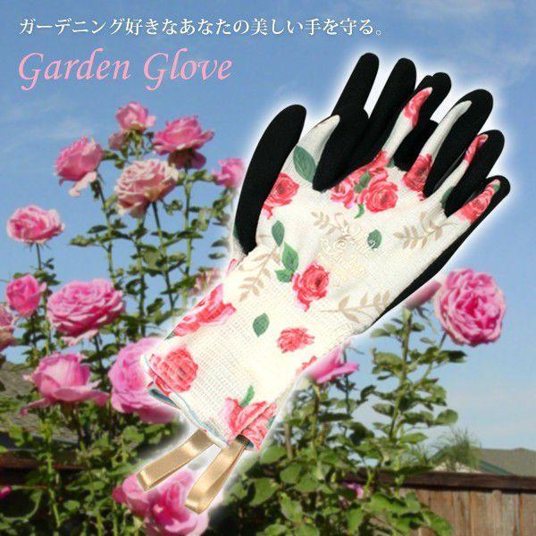 /代引不可/メール便/With Garden Premium Series ガーデングローブ ルミナス ローズ baroness