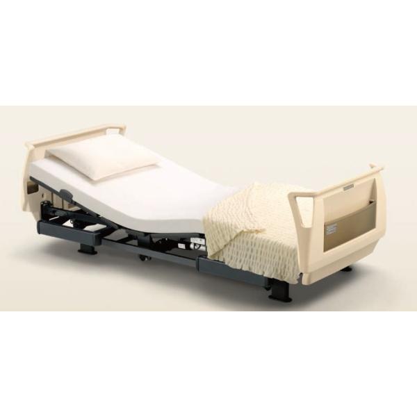 パラマウントベッド Q-AURA(クオラ)91cm幅    3モーター 電動ベッド (本体)