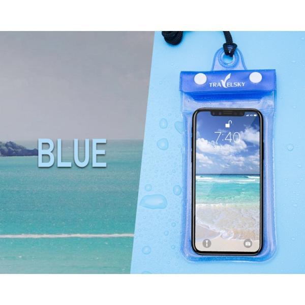 防水ケース 水に浮く iphone スマホ 海 おすすめ  スマートフォン お風呂 防水 防塵 おしゃれ プール スマホ防水ケース 防水スマホケース|barsado2|13